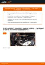 Découvrez ce qui ne va pas avec votre FIAT BRAVO II (198) à l'aide de nos manuels d'atelier