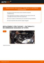 How to change Multi V belt on CHRYSLER VIPER - manual online