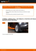 Doporučení od automechaniků k výměně FIAT FIAT BRAVO II (198) 1.6 D Multijet Tlumic perovani