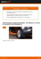 Cambio Cilindro de freno delantero y trasero PEUGEOT bricolaje - manual pdf en línea