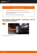 Auto mechanic's recommendations on replacing FIAT FIAT BRAVO II (198) 1.6 D Multijet Anti Roll Bar Links