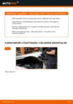 Mekanikerens anbefalinger om bytte av MERCEDES-BENZ Mercedes W210 E 220 CDI 2.2 (210.006) Drivstoffilter