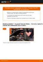 Manuel d'utilisation TOYOTA YARIS pdf