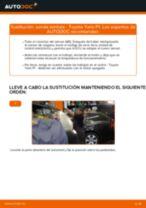 Recomendaciones de mecánicos de automóviles para reemplazar Copelas Del Amortiguador en un TOYOTA Toyota Yaris p1 1.4 D-4D (NLP10_)