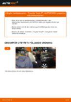 DENSO DOX-0507 för Yaris Hatchback (_P1_) | PDF instruktioner för utbyte