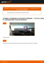 Príručka TOYOTA online
