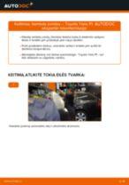 BOSCH LS602 už Yaris Hatchback (_P1_) | PDF keitimo vadovas