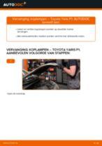 Onderhoud TOYOTA handleiding pdf