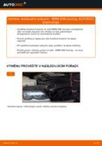 Dílenská příručka BMW stažení