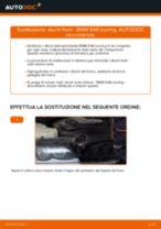Come cambiare dischi freno della parte anteriore su BMW E46 touring - Guida alla sostituzione