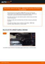 Cum să schimbați: discuri de frână din față la BMW E46 touring | Ghid de înlocuire
