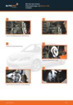 Ersetzen von Radlagersatz MAZDA 3: PDF kostenlos