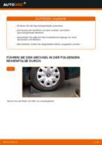 VW PASSAT Variant (3B6) Halter, Stabilisatorlagerung tauschen: Handbuch pdf