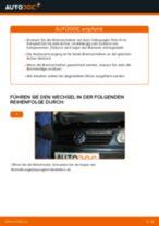 Hinweise des Automechanikers zum Wechseln von VW Polo 9n 1.2 12V Domlager