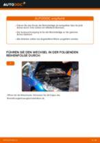 Wie Axialgelenk Spurstange PEUGEOT 206 auswechseln und einstellen: PDF-Anleitung