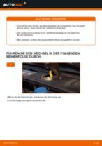 Ersetzen von Axialgelenk Spurstange AUDI A4: PDF kostenlos