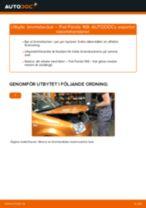 Bilmekanikers rekommendationer om att byta FIAT Fiat Panda 169 1.1 Huvudstrålkastare