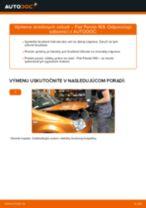 Odporúčania od automechanikov k výmene FIAT Fiat Panda 169 1.1 Lozisko kolesa