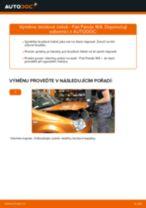 FIAT opravte manuály s ilustracemi