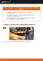Autószerelői ajánlások - FIAT Fiat Panda 169 1.1 Kerékcsapágy csere