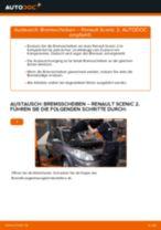 Anleitung: Renault Scenic 2 Bremsscheiben hinten wechseln