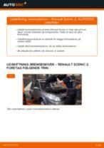 Manuel PDF til vedligeholdelse af CAPTUR