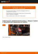 Recomendações do mecânico de automóveis sobre a substituição de RENAULT Renault Scenic 2 1.5 dCi Filtro de Óleo