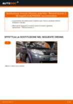 Manuale d'officina per Renault Scénic IV online