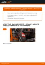 Mekanikerens anbefalinger om bytte av RENAULT Renault Scenic 2 1.5 dCi Stabilisatorstag
