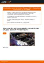 Manual de oficina para PEUGEOT 406
