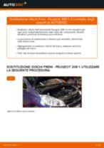 GSP 9230148 per 208 I Hatchback (CA_, CC_) | PDF istruzioni di sostituzione