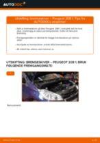 Bytte Tåkelykt bak og foran JEEP gjør-det-selv - manualer pdf på nett