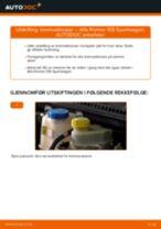 Manuell PDF om SPIDER vedlikehold
