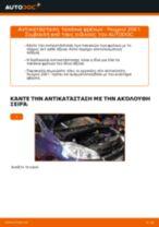 DIY εγχειρίδιο για την αντικατάσταση Βάσεις στήριξης κινητήρα στο AUDI A3
