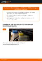 Wie Bremshalter hinten links rechts beim ALFA ROMEO 159 Sportwagon (939) wechseln - Handbuch online
