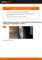 Værkstedshåndbog ALFA ROMEO downloade