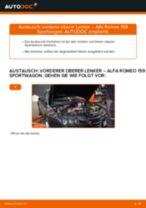 Bedienungsanleitung für ALFA ROMEO GTA online