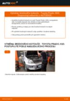 Návodý na opravu a údržbu Toyota Land Cruiser 80