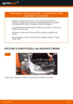 Manual de serviço TOYOTA LAND CRUISER