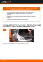 Vymeniť Ložisko tlmiča na aute Citroen Jumper Minibus - tipy a triky