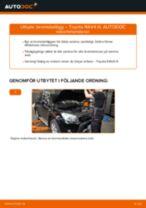 Byta Luftmassesensor LEXUS själv - online handböcker pdf