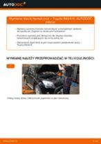 Samodzielna wymiana Zaciski hamulcowe tylne i przednie PEUGEOT - online instrukcje pdf