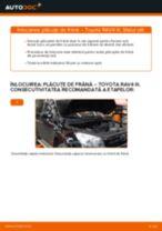 Recomandările mecanicului auto cu privire la înlocuirea TOYOTA Toyota RAV4 III 2.0 4WD (ACA30_) Bara torsiune
