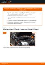 LADA Riadiaca tyč vymeniť vlastnými rukami - online návody pdf