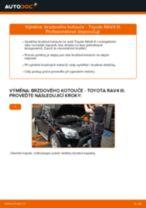 Doporučení od automechaniků k výměně TOYOTA Toyota Rav4 II 2.0 4WD (ACA21, ACA20) Zapalovaci svicka