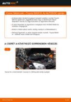 ROVER Felfüggesztés cseréje csináld-magad - online útmutató pdf