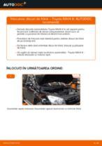 Cum să schimbați: discuri de frână din față la Toyota RAV4 III | Ghid de înlocuire