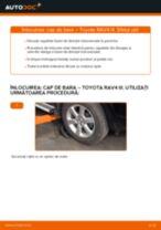 Cum să schimbați: cap de bara la Toyota RAV4 III | Ghid de înlocuire