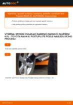 Doporučení od automechaniků k výměně TOYOTA Toyota RAV4 III 2.0 4WD (ACA30_) Brzdové Destičky