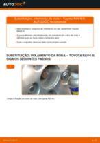 Manual de serviço TOYOTA RAV4